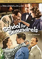 School for Scoundrels DVD cover
